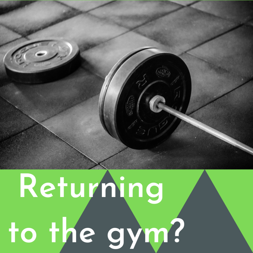 RETURN TO THE GYM