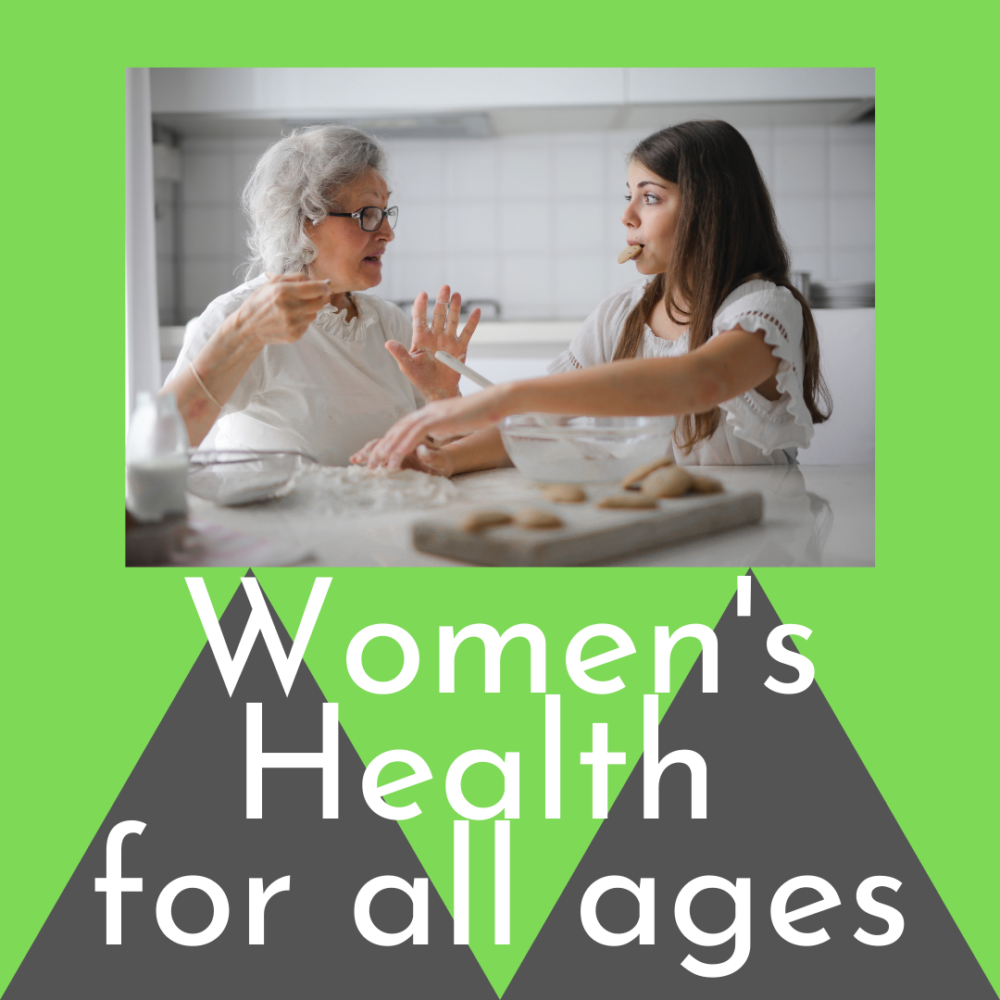 Women's Health and Physiotherapy throughout the lifespan.